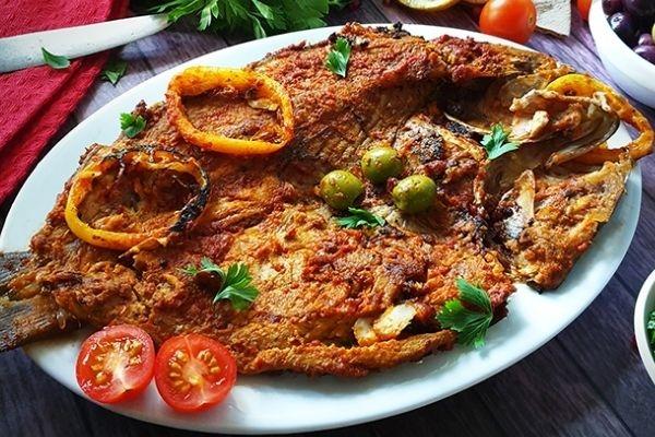 Lebanese Style Fry