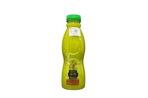 Green Ginger Juice