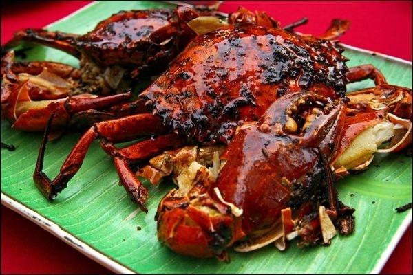 Crab Grill